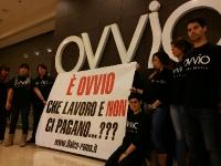 ROMA EST In sobbuglio, Flaica in sciopero con lavoratori OVVIO SPA